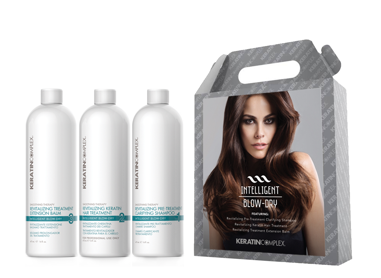 Keratin Complex Launches The Intelligent Blow Dry